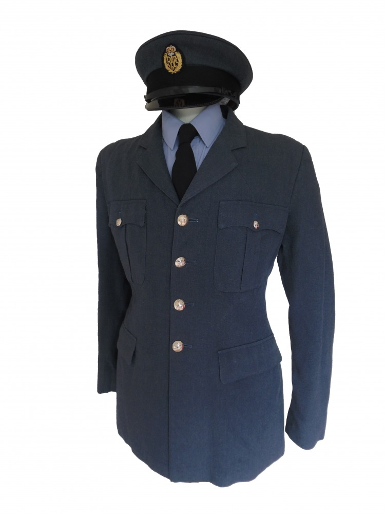 Men's 1940s Wartime RAF Uniform - Complete Costumes ...