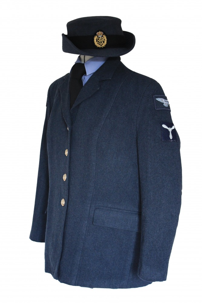 Ladies 1940s Wartime RAF Jacket Size 16 Complete