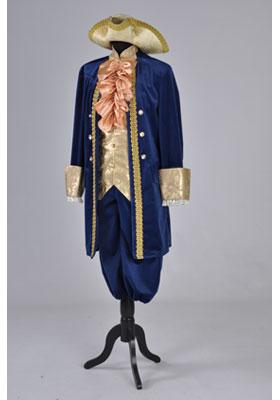 Deluxe Men S 18th Century Masked Ball Georgian Costume