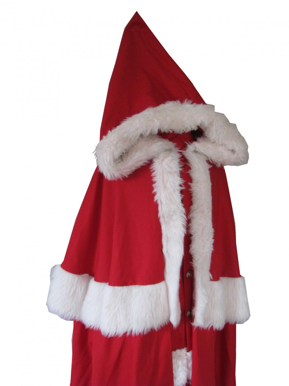 Christmas santa fancy dress costume complete costumes costume hire