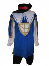 Men's 17th Century Musketeer Costume