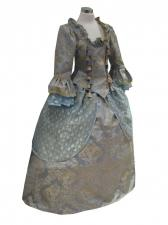 Deluxe Ladies 18th Century Marie Antoinette Costume