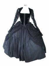 Ladies 18th Century Marie Antoinette Masked Ball Victorian Costume