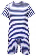 Men's Victorian Edwardian Bathing Suit Size XL
