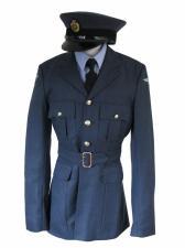 "Men's 1940s Wartime RAF Uniform Jacket Chest 34"""