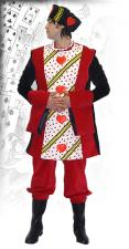 Men's Alice In Wonderland King of Hearts Costume