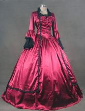 Ladies 18th Century Marie Antoinette Costume Size 12 - 14