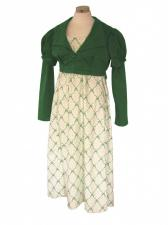 Ladies 18th 19th Century Jane Austen Costume Size 12 - 14