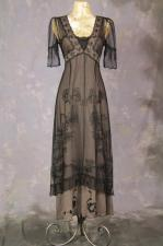 Ladies Edwardian Downton Abbey Titanic Gown