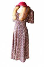 Ladies Wartime Goodwood Costume Size 18 - 20