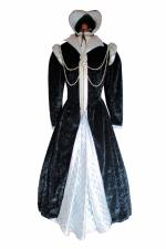 Ladies Tudor Elizabethan Mary Queen Of Scots Theatrical Period Costume Size 14 - 16