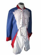 Mens 18th Century Napoleon Fancy Dress Costume Size L - XL