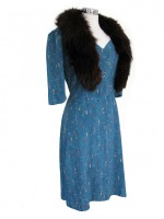 Ladies 1940s Wartime Costume Size 18 - 20